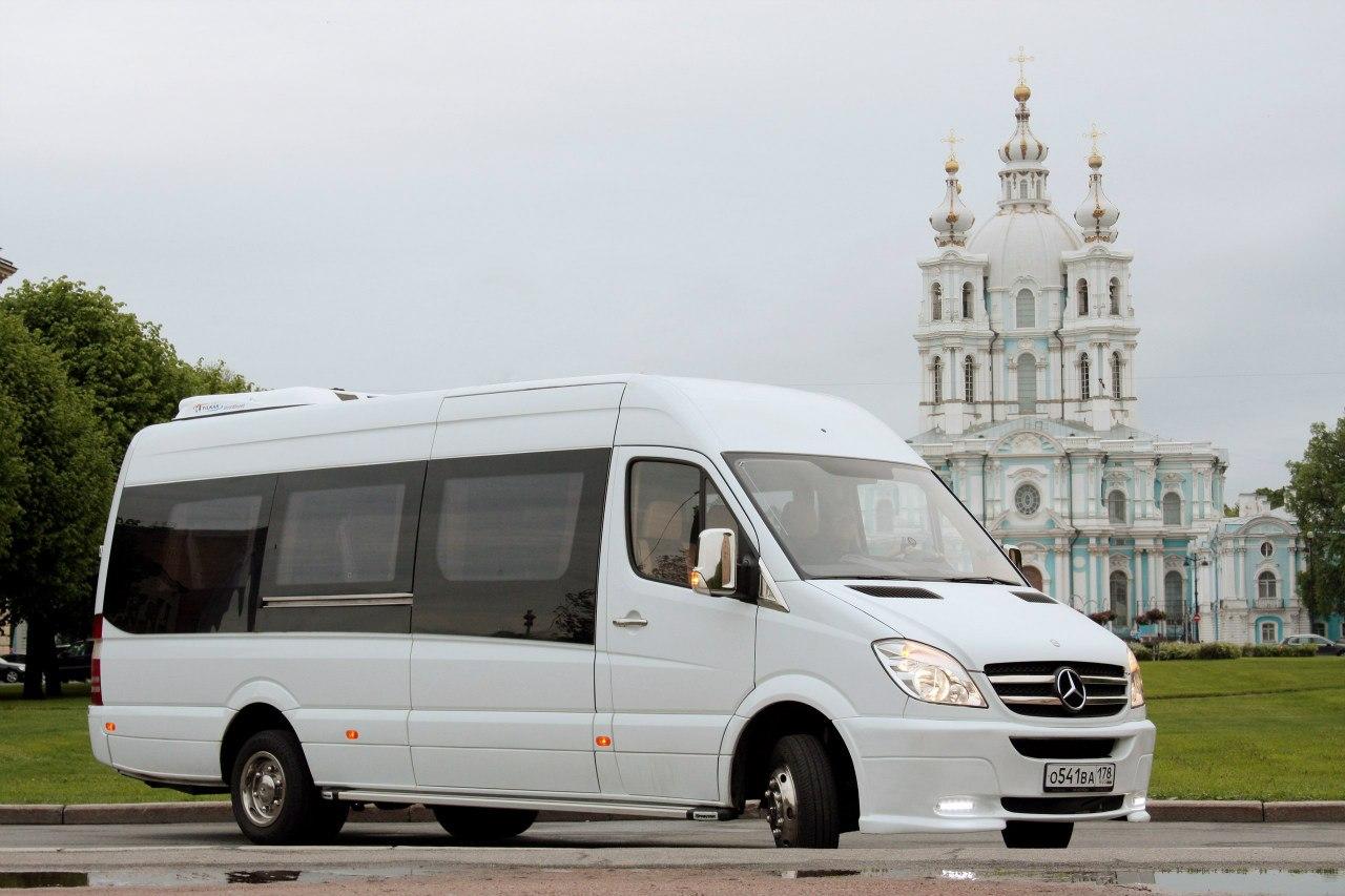 Пассажирские перевозки на микроавтобусе в спб скачать бланк путевого листа строительной техники